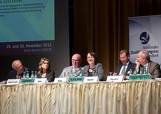 Eröffnung 6. Nationaler Qualitätskongress Gesundheit