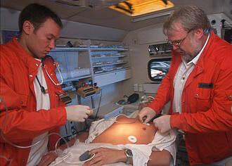 Zehn Jahre Berliner Herzinfarktregister