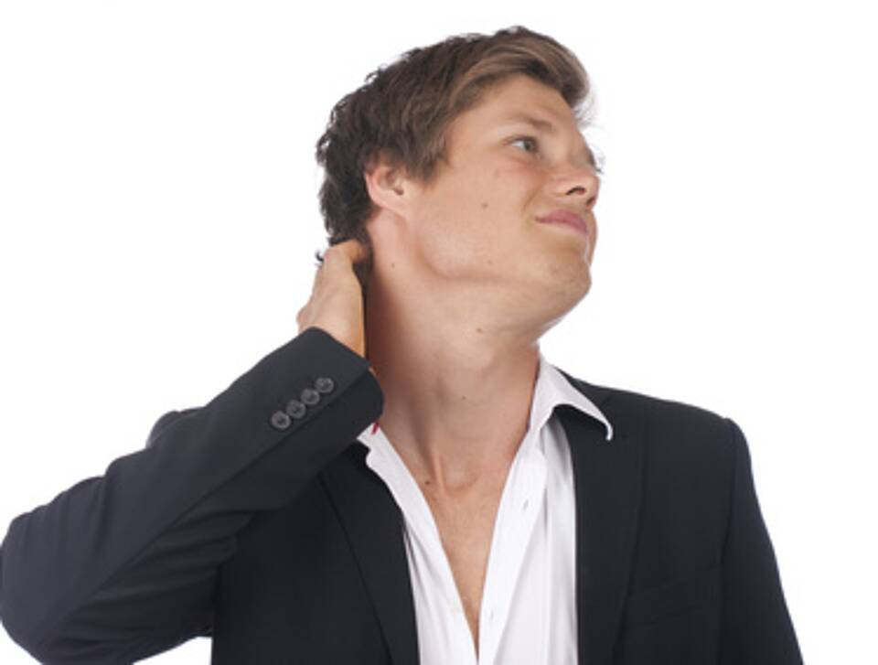 HWS-Syndrom, Kopschmerzen, Halswirbelsäule, Nackenverspannungen