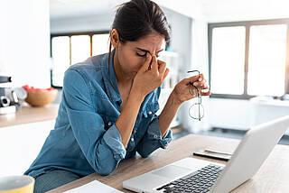 Hilfe bei Depressionen aus dem off: online-Programme können helfen