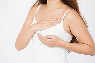 brustkrebs, brust, tastbefund, krebsvorsorge