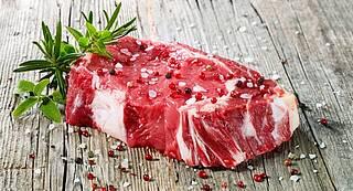 entrecote, steak, rindfleisch, rotes fleisch
