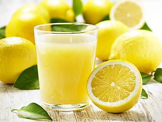 Gute Wirkung von Zitronensaft gegen Noroviren