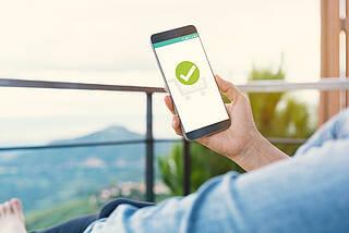 Hilfe zur Selbsthilfe: Die MIKA-App wurde für Krebspatienten entwickelt