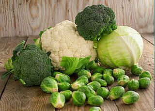 Broccoli und verwandte Gemüse: Möglicherweise wirksam gegen Krebs