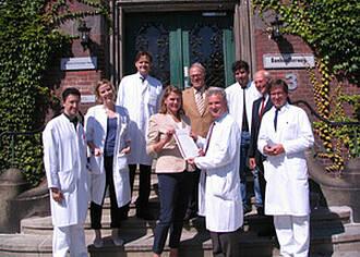 Myasthenie-Zentrum an der Charité zertifiziert