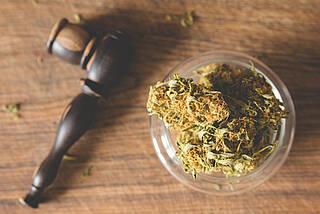 Cannabis-Konsum