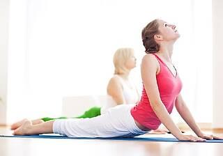 Yoga bei COPD hilfreich