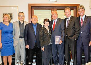 Ulf Fink feierte 70. Geburtstag