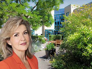 Anne-Sophie-Mutter, neue Präsidentin der Stiftung Deutsche Krebshilfe.