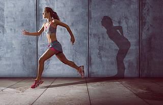 Körperliche Aktivität gegen Schmerzen