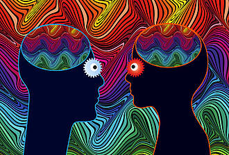 Warum LSD so lange wirkt