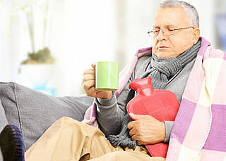 Mehr als 60 Prozent der Senioren machen von Komplementärmedizin Gebrauch