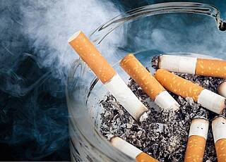 Rauchen verstärkt Lebererkrankungen