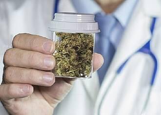 Cannabis bei Schmerzen wirksam