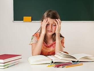 unterfinanzierte Schule gefährdet die Gesundheit