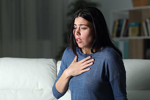 Angststörungen lassen sich übergangsweise auch online therapieren
