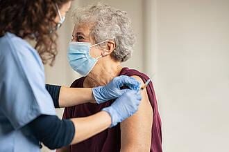 Die Impfquote in Deutschland beträft aktuell 1,9 Prozent. Mit neuen Impfstoffen wird die Impfkampagne schneller vorankommen