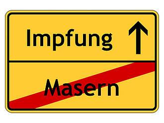 Zur Masernimpfung ruft der Berliner Impfbeirat auf.