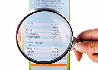 Fast vier von fünf Bundesbürgern ärgern sich über unverständliche Formulierungen auf Lebensmittelverpackungen
