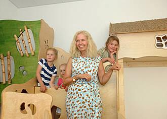 Bilingualer Kulturkindergarten am Unfallkrankenhaus in Marzahn eröffnet