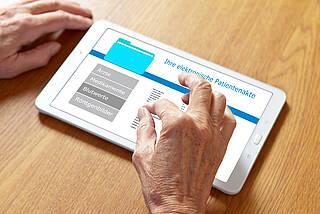 Seit 1. Juli sollen alle Arztpraxen die elektronische Patientenakte auslesenn können