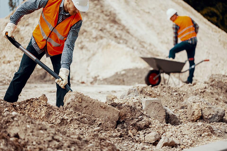 Bei der Arbeit körperlich aktiv zu sein hält nicht gesund