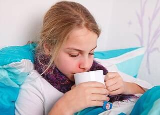 Cineol bei Bronchitis wirksam