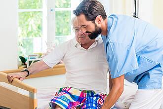 pfleger, pflegeheim, pflegebedarf, pflegebett, stationäre pflege
