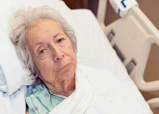 Demenz kann Folge einer Abwehrreaktion sein