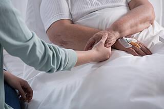 Patienten am Lebensende richtig versorgen