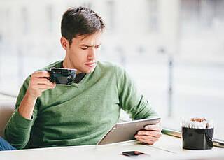 Grüner Tee vor allem gut fürs Arbeitsgedächtnis