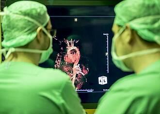 akute Aortendissektion, DHZB, Dr. Stephan Kurz, Aortentelefon