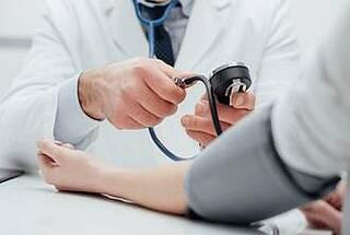 Bluthochdruck, Nierengesundheit, Blutdruck mesen