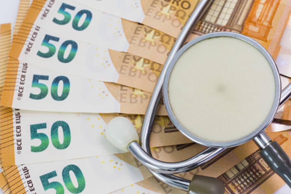 laut Monitor Patientenberatung der UPD bleibt Krankengeld das Hauptproblem