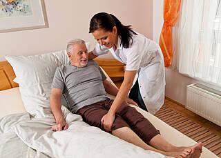 Pflegekräfte aus dem Ausland sollen Deutschen helfen