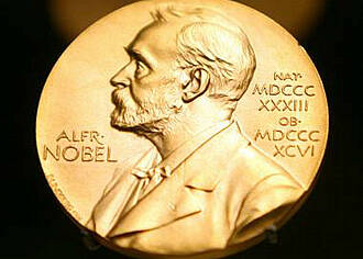Der Nobelpreis wird am 10. Dezember überreicht