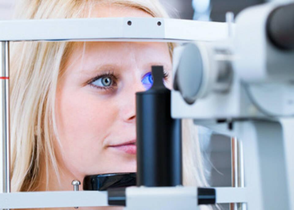 Diabetes führt häufig zu Schädigungen der Netzhaut
