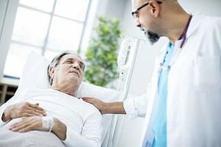 Studie: Sorafenib kann Patienten mit einer besonders aggressiven akuten myeloischen Leukämie das Leben retten