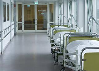 Deloitte Studie prophezeit bis 2025 Mangel an Krankenhausbetten