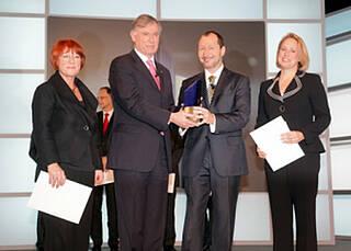 Bayer-Team gewinnt Zukunftspreis
