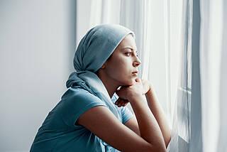 Krebspatientin