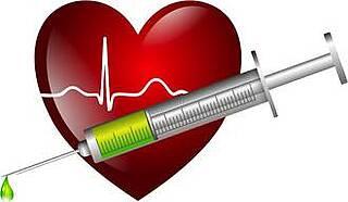 Herzinfarkt, Schnellest, Troponin
