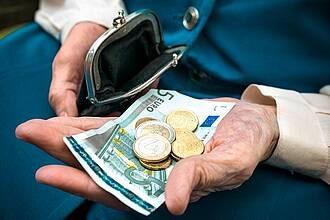 Das Einkommen beeinflusst die Lebenserwartung