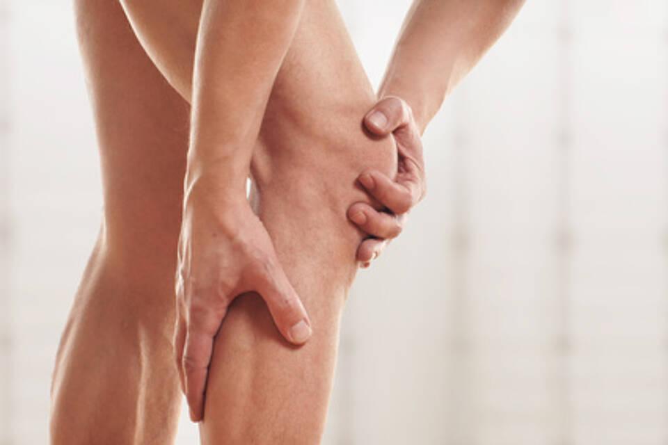 Gelenkschäden durch Arthrose