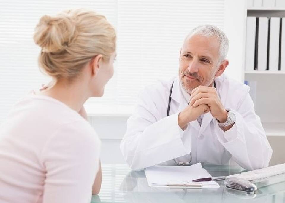 Zeitmangel bei Ärzten