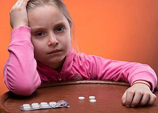 Zu viele Psychopillen für Kinder Barmer Arzneimittelreport 2013