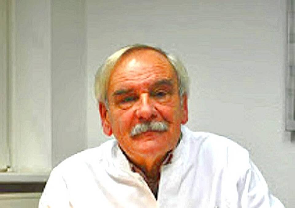FASD-Experte Hans-Ludwig Spohr wurde ausgezeichnet.