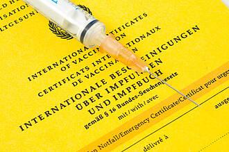 Impfheft