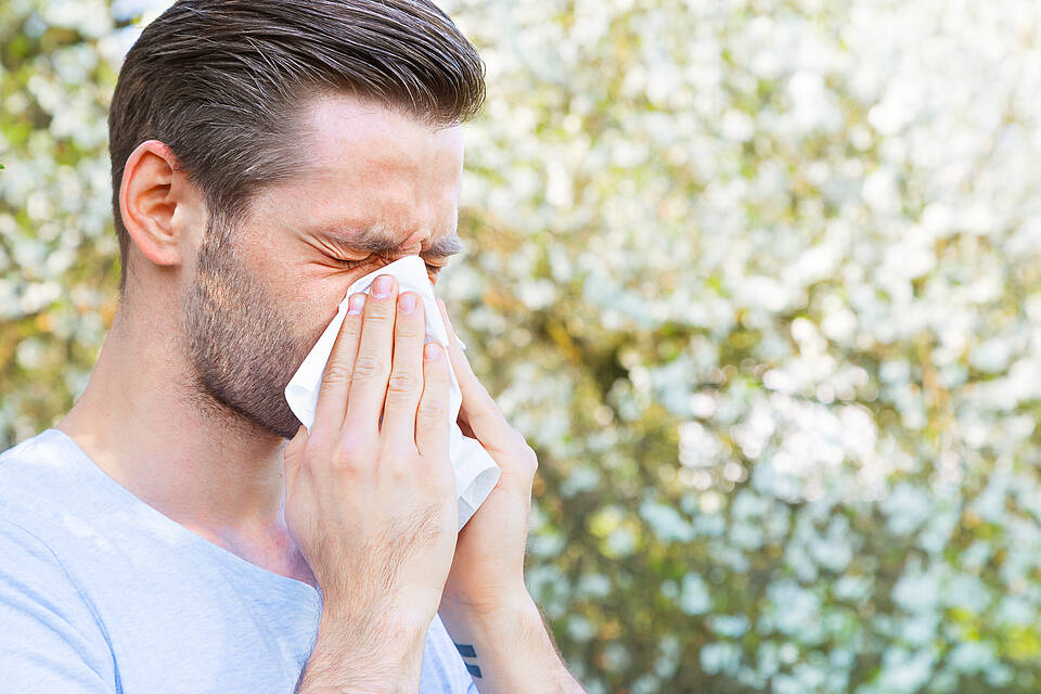 Pollenallergiker könnten sich mit FFP-2-Masken schützen